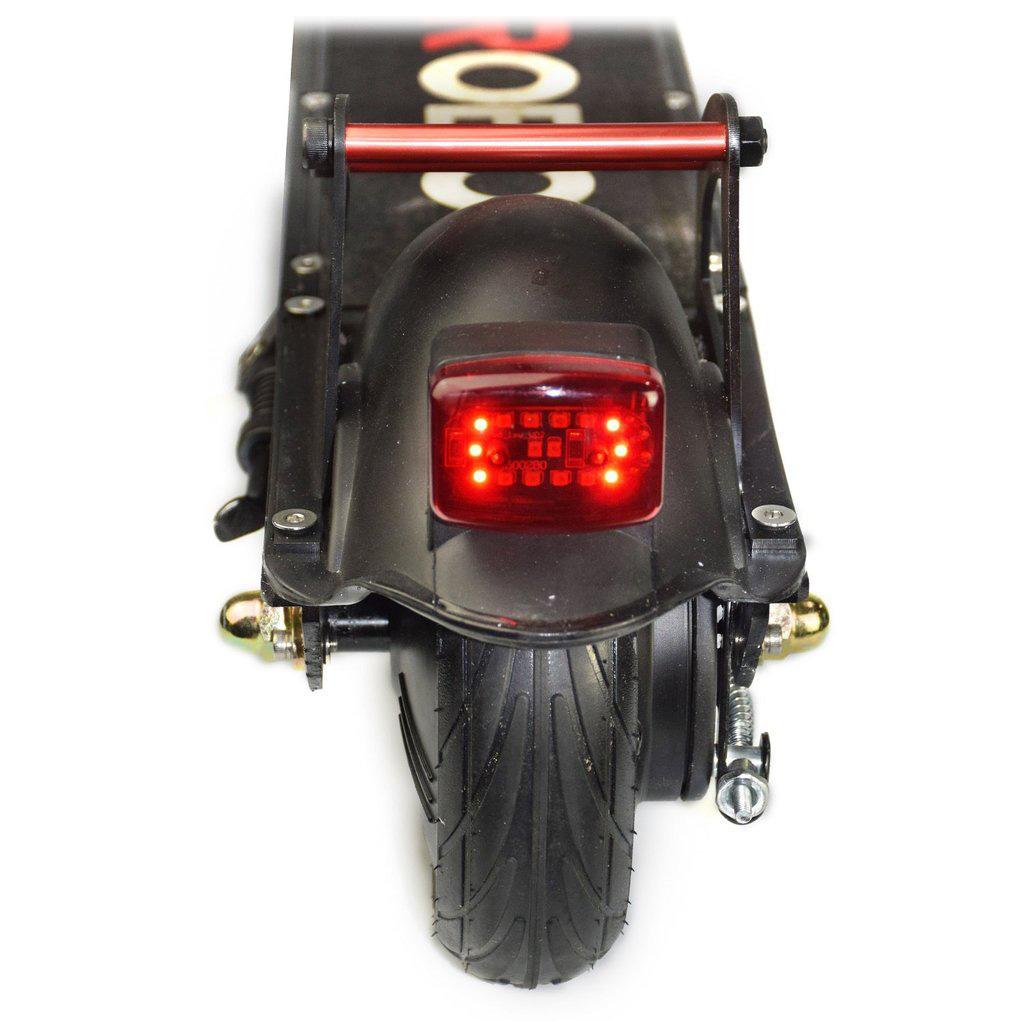 nanroboe x4 rear wheel and brake system