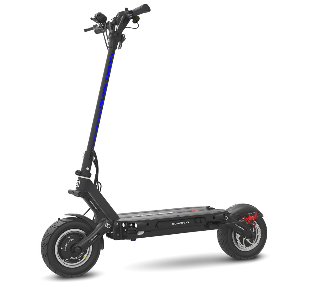 The main image of the Dulatron Thunder electric scooter