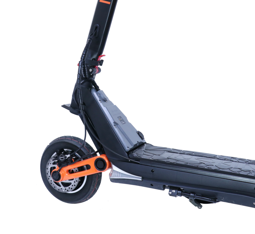 inokim oxo electric scooter front wheel