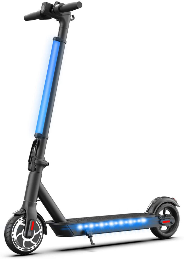 A picture of the Hiboy S2 Lite electric scooter
