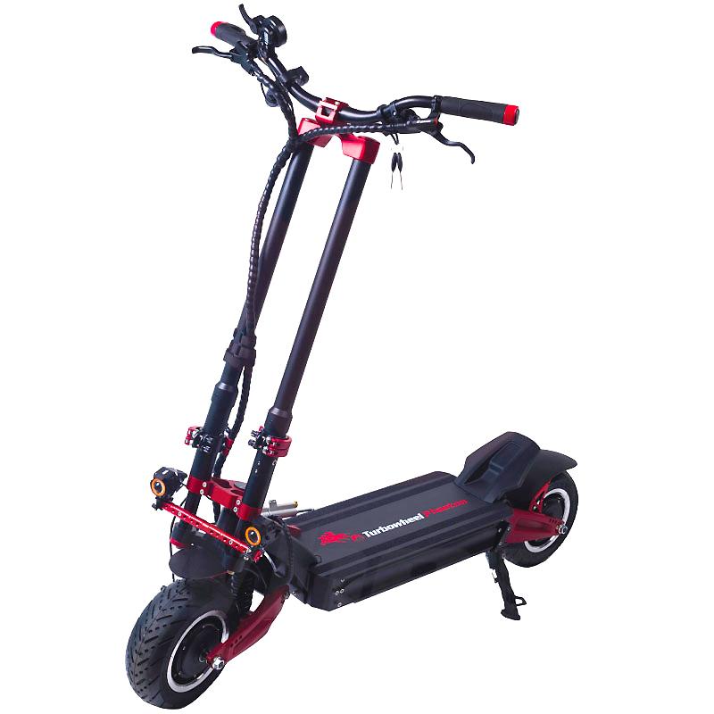 The Turbowheel Phaeton electric scooter main image