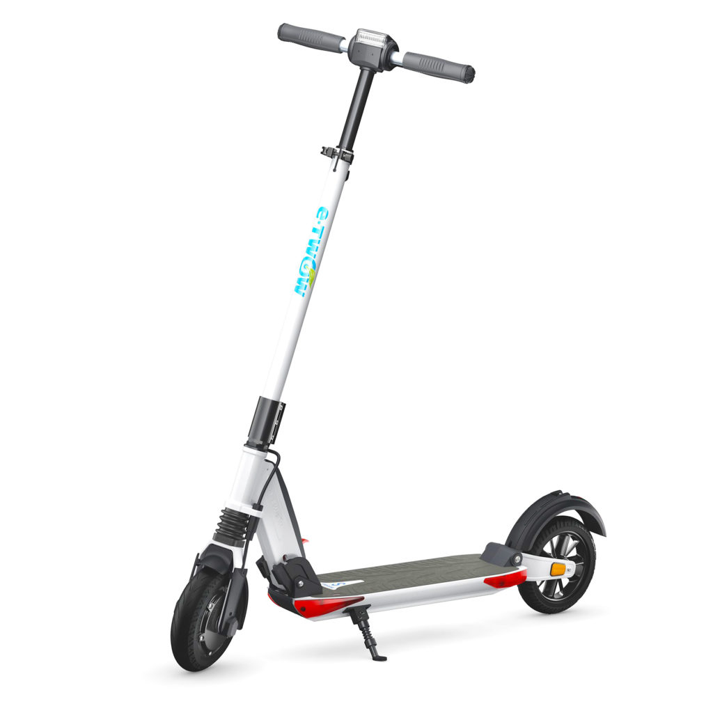 Uscooters Booster Sport electric scooter standing upright main image