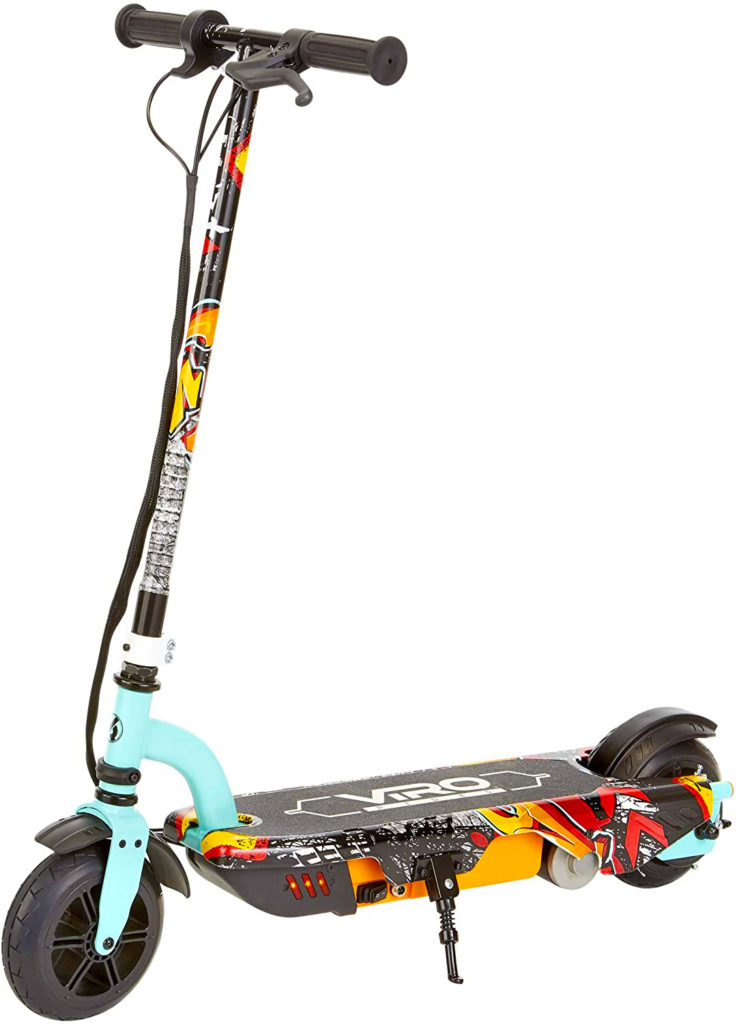 A picture of the Viro Rides VR550e electric kids scooter