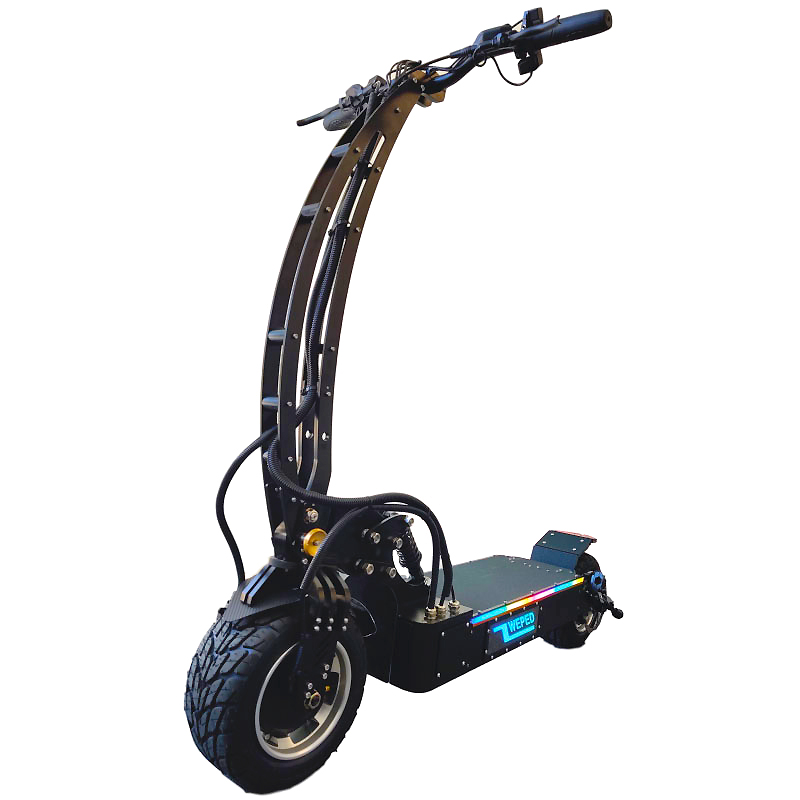 The main image of the WePed SST electric scooter