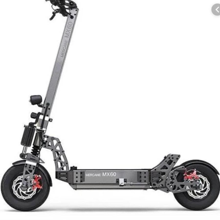 Mercane MX60 Electric Scooter Review