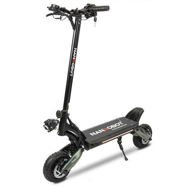 Nanrobot D6+ Electric Scooter Review