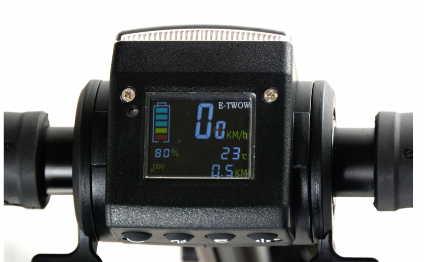 E-Twow Booster V display