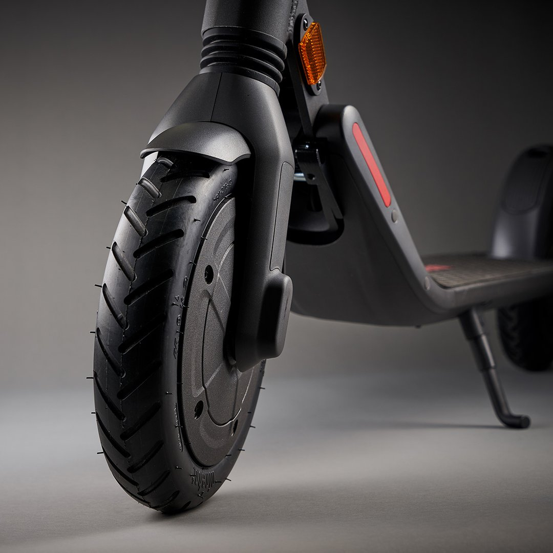 Ninebot Segway E25E scooter front wheel