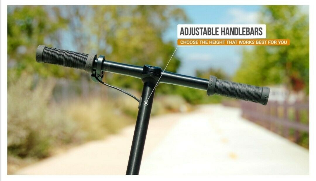 Razor Power A5 handlebars