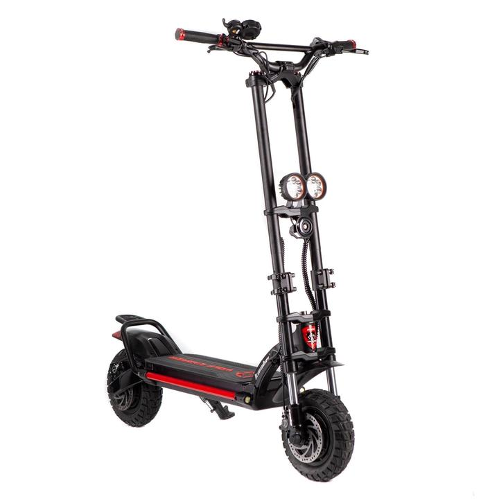 Kaabo Wolf Warrior X Pro Electric Scooter Review