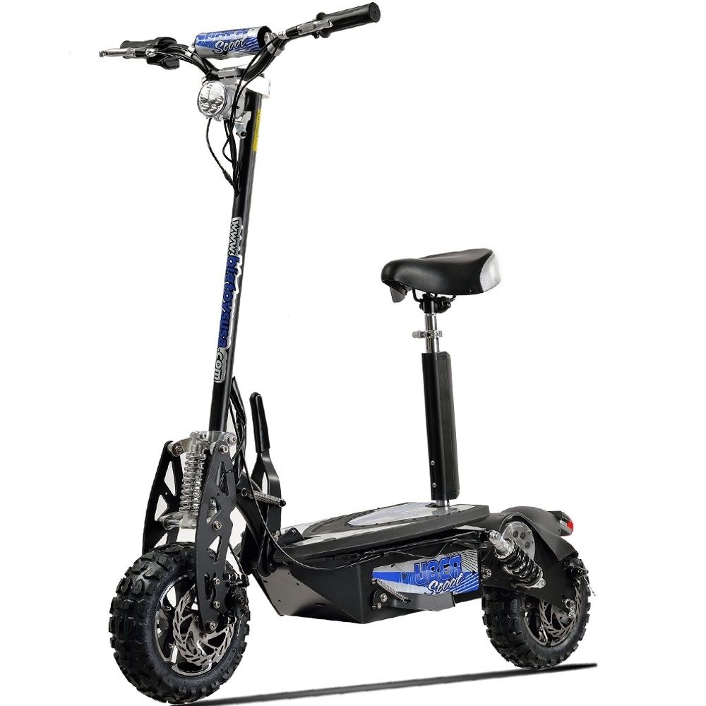 Evo Powerboards Uberscoot 1600w Electric Scooter Review